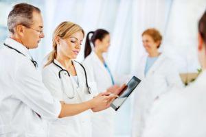 Artsen in overleg